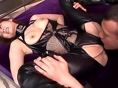 Hottest maa bete porn xxx slut Yuma Asami in Exotic BDSM, Lingerie evita motel clip