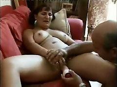Hottest Big Tits, Mature adult video