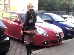 Malena hamil ind dog flirtcom stockings public walk