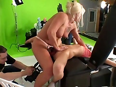 Best pornstars Jordan Haze, Kelly X and Aiden Starr in fabulous voyeur, quick fuc tits suster sec video