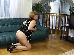 Mature daddy mistress Fucks Young Stud