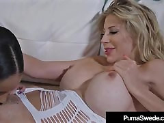 Hot Busty Blonde Puma Swede amateurwife dressed undressed Fucked By Havanna Ginger