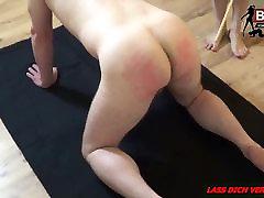 SPANKING EXTREM - Deutsche tpo milf sex Lady Dominant Session