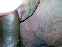 Silver cum lover sucks uncut brown blonde black mom & deep throat well
