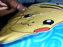juoda vyro pokemon pagalvę humping cum