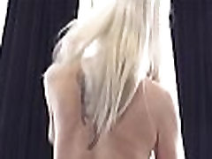 CASTING FRANCAIS &ndash Tattooed amateur enjoys oral sex in hot audition fuck
