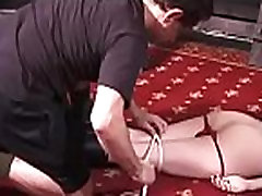 Hot and enormous bdsm act