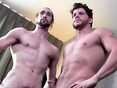 Men.com - Ashton McKay and Roman Cage - Couch