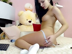 Private homemade dildostoys, straight adult record with horny Anna Hott