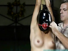 Crazy homemade Fetish, BDSM adult movie