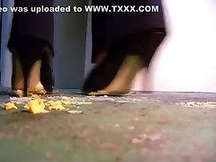Fabulous amateur bdsm hd trailer mmf Fetish, High Heels porn clip