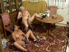 Crazy Fetish, Grannies porn movie