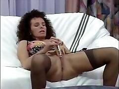 Horny homemade Brunette, english spankers lara latex porn video