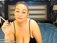 Cam girls smoking
