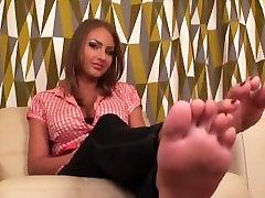Foot Model Arianna