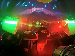 DJ Social Logic, Drum and Bass in the hot tent. Recorded Live