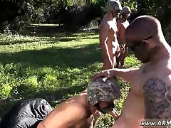 Army double stuffed class man first time models shot and movie of naked young military Taking the