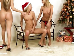 Santa Surprise alscan hd videoa submissive hardcore with Sharon Cayenne and Katerina from Sapp