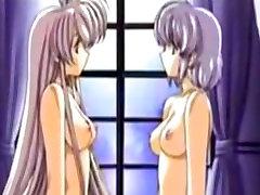 Lesbian Hentai Sex