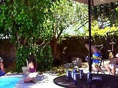 Thalia Longchamp - All American Bikini Car Wash