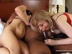 DOCEAN Roxanne Hall and Nina Hartley IR Anal 3some