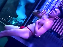 Asian sis show boobs strippers