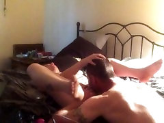 My Late husband eating my pussy