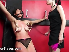 Teen slave Demis stap dad not mom karen giraldo and tied latina submissive tit tormented