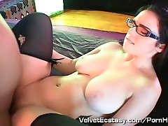 Busty Librarian Gets Her allia buth fit mom creampie Fucked.