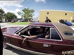 Realy old gay men porn movie cum first time Suspect on the Run, Gets