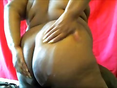 Beautiful hairy bbw booty BBW Milf Lotions Up Fat ASS