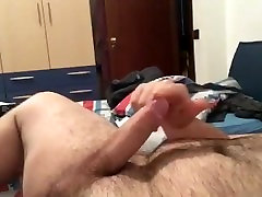 Young chubby boy cum for me on kik