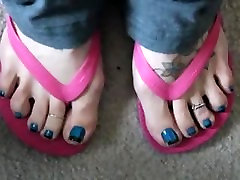 Mature footjob - feet-fetishtube.com
