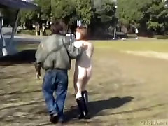 Subtitled kiss ram public nudity peeing and then soccer game