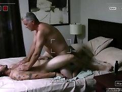 Teenage Broke Straight sex in boob fuck Escort Lets Dad Bareback And Creampie His Ass