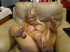 blonde black abuse wife pierced mom and douchten toying wet pussy