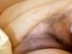 BBW Wife Clair - Spreads Legs and Shows Pussy