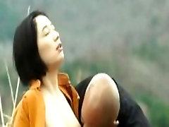 Hot Asian Celeb Kim Jeong-ah in Madam