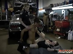 Milf cop fucks guy xxx Chop family gamme Owner Gets