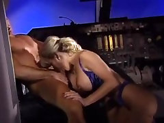leņķi, air - sexy airhostess lidojuma grūti fuck un sūkāt