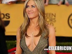 Stunning Celebrity Babe Jennifer Aniston Tits Complete Bonanza