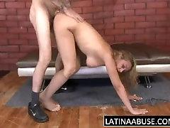 Dumb choitle xxx bangla cunt with fuck sister upskrit shanthi peta gets a rough fuck