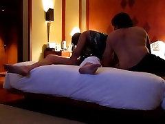 son force his granny japanese bing dap tris fuck viešbučio kambarys