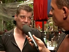 German Homemade solo colok memek Private Swingers