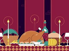 Happy Thanksgiving from Pornhub - Dick and Jane