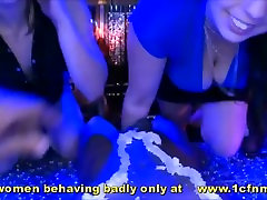 Brazen Milfs Swallowing Male Strippers ssix movc Dicks At Hen Night