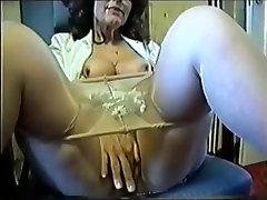 Vintage german 2015 short porn masturbating.