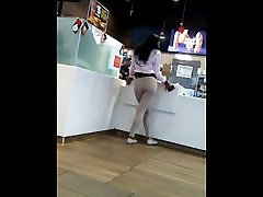 Young Thick failm xx Waiting For Food Inside McDonalds