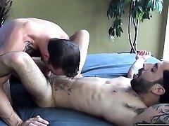 Muscly porno cuckold femdom assfucked raw