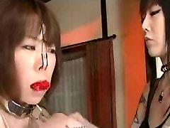 Lesbian asian hot xmoviester & foot gagging Fun